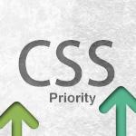 CSSの優先度について…