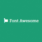 「Font Awesome」ウェブアイコンフォントの利用方法