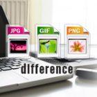 JPG.GIF.PNG 画像形式の違いって何?
