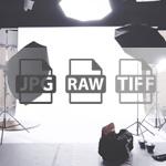 画像形式のJPEG,RAW,TIFFの違いについて